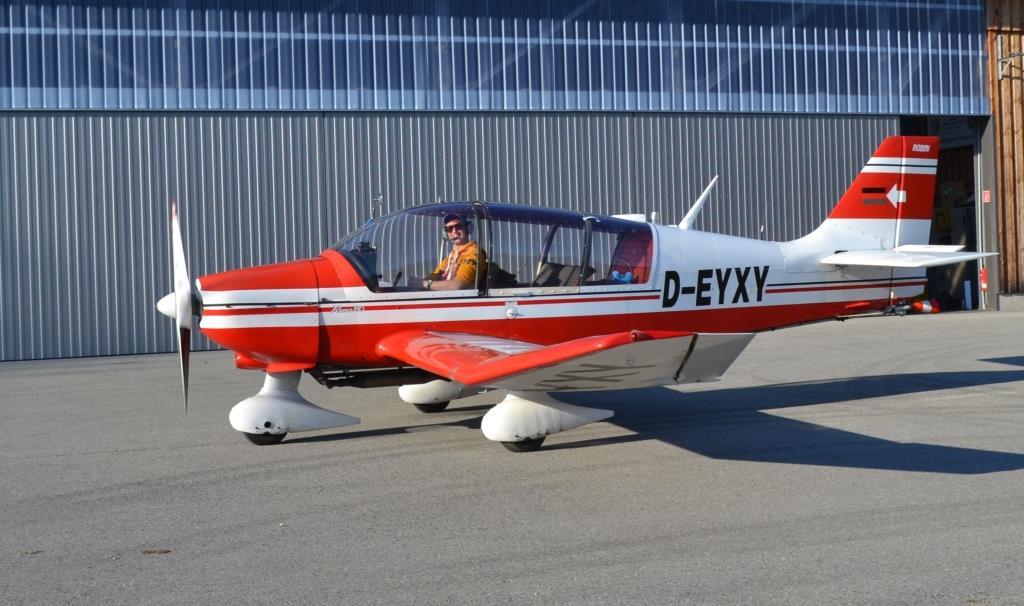 Frisch gebackener LAPL (A) Pilot